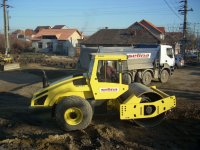 Cilindru vibrocompactor Bomag BW 213 D