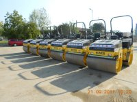 Cilindru compactor Bomag BW 138 AD